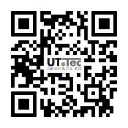 Uttec GmbH & Co. KG QR-Code